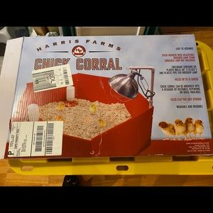 Chick corral